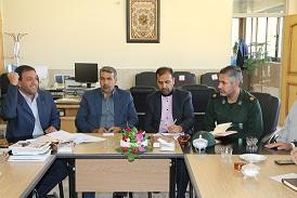 برگزاری جلسه هماهنگی شورای تعزیه فلاورجان با دستگاه های نظارتی ، فرهنگی و مذهبی