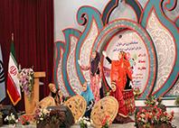 مسابقات ورزشی بانوان سازمان آموزش فنی و حرفه ای کشوردر شهرستان فلاورجان