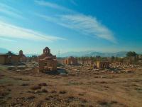 کشف در سنگی تاریخی به سرقت رفته مقبره آستراخاتون در شهر پیربکران