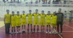 555 300x159 - راهیابی تیم والیبال بخشداری پیربکران به مسابقات کشوری/قهرمانی تیم والیبال بانوان انقلاب درمسابقات  هفته دولت