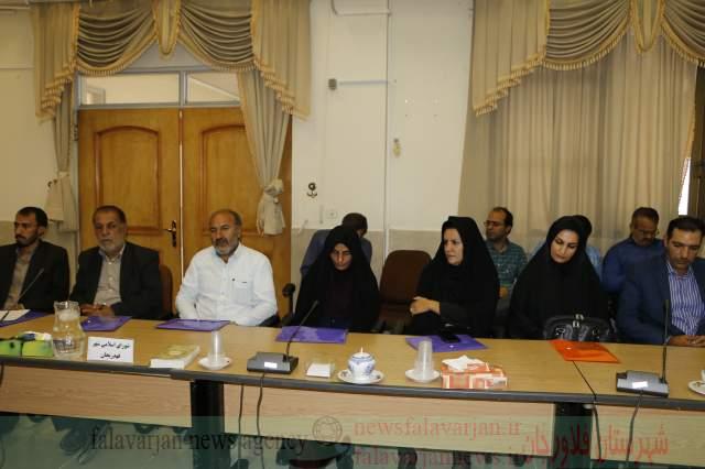 8538510596 858585 - رئیس و اعضای هیات رئیسه شورای شهر قهدریجان مشخص شدند / انتخاب سرپرست شهرداری