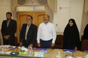 8738710596 878787 300x200 - مراسم تحلیف شوراهای اسلامی  دوره پنجم  شهرستان فلاورجان برگزار شد