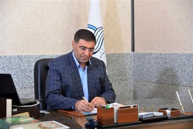 saedi - پیام شهردار کلیشادوسودرجان به مناسبت هفته دولت