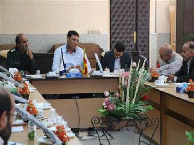 اولین جلسه ستاد فرعی طرح كرامت شهركلیشادوسودرجان برگزار شد