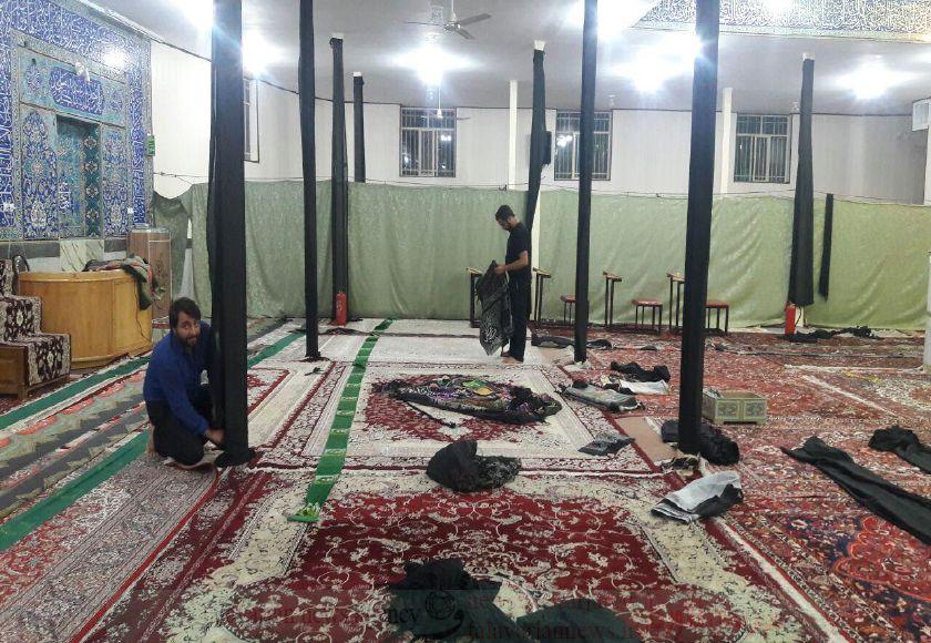 همایش شیرخوارگان حسینی در  آستان مقدس امامزاده سید محمد قهدریجان برگزار میشود