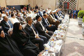 12 - مراسم معارفه شهردار جدید ایمانشهر در مسجد تاریخی اشترجان  برگزار شد/تصاویر