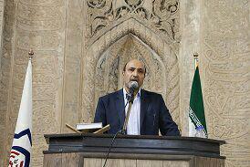 13 - مراسم معارفه شهردار جدید ایمانشهر در مسجد تاریخی اشترجان  برگزار شد/تصاویر