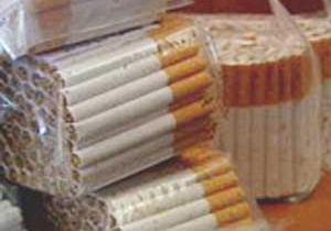 255 - كشف ۶۰ هزار نخ سيگار قاچاق درشهرستان فلاورجان