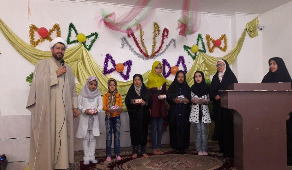 برگزاری جشن اختتامیه کلاس های اوقات فراغت تابستانه دارالقرآن فلاورجان