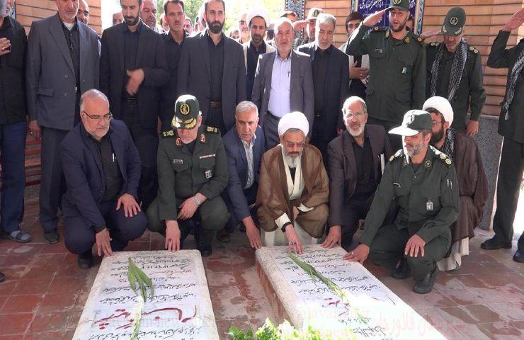 mohr9600000 140 - عکس/ حضور سرلشکر رحیم صفوی درهمایش تخصصی جبهه فیاضیه