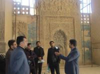 اختصاص دو شعبه قضائی ویژه پرونده های حقوقی میراث فرهنگی، در شهرستان فلاورجان