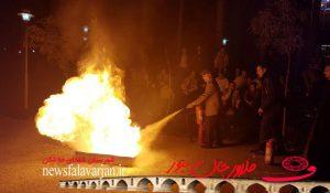 144200000 144 300x175 - تصاویر /کارگاه ۲ روزه آموزشی و تمرین ستادی مدیران  بحران فرمانداری های استان اصفهان