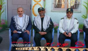 158200000 158 300x175 - تصاویر/کاروان ایثار کنگره شهدای خط شکن در هنرستان شهید بهشتی فلاورجان