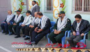 159200000 159 300x175 - تصاویر/کاروان ایثار کنگره شهدای خط شکن در هنرستان شهید بهشتی فلاورجان