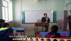 165200000 165 300x175 - تصاویر/کاروان ایثار کنگره شهدای خط شکن در هنرستان شهید بهشتی فلاورجان
