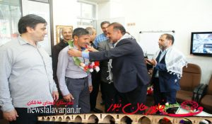 178200000 178 300x175 - تصاویر/کاروان ایثار کنگره شهدای خط شکن در هنرستان شهید بهشتی فلاورجان