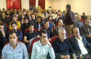 falna9600000 024 300x195 - گزارش تصویری/ مراسم تودیع و معارفه شهردار فلاورحان