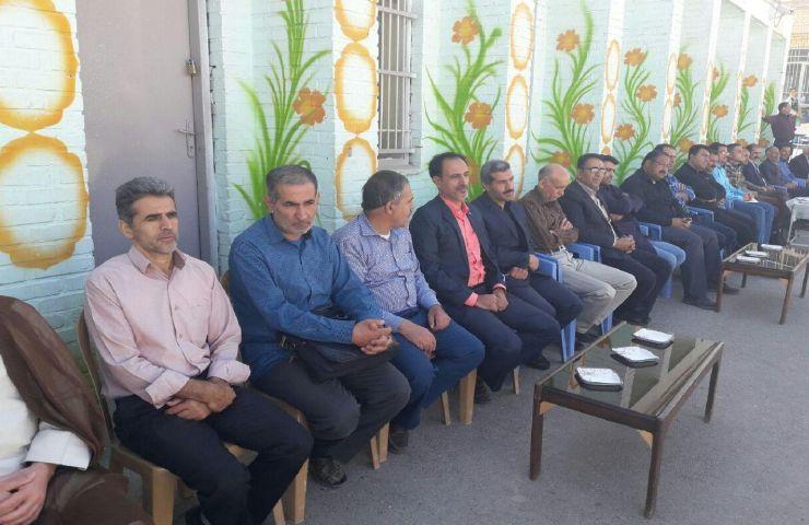 falna9600000 047 - یادواره شهید محبوب رحیمی در  هنرستان دکتر بهشتی فلاورجان برگزار شد