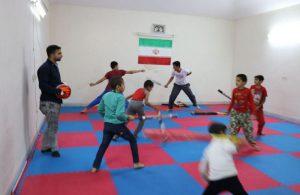 falna96100000 1005 300x195 - افتتاح خانه ورزش در  روستاهای خوانسارک ،نرگان  وبجگرد
