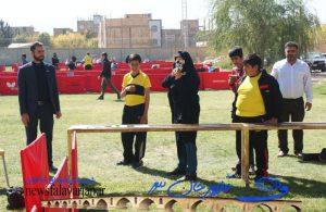 falna96100000 1032 300x195 - نمایشگاه ورزش بمناسبت هفته تربیت بدنی و ورزش در فلاورجان +تصاویر
