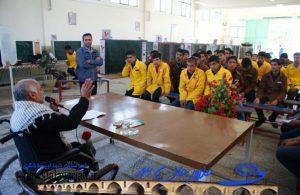 falna96100000 1055 300x195 - تصاویر /حضور کاروان ایثار جانبازان دفاع مقدس در مدارس کلیشاد وسودرجان