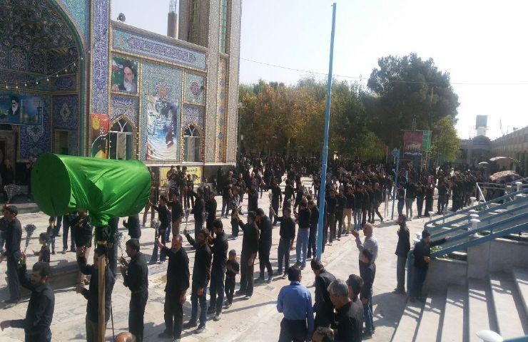 mm9600000 145 - گزارش تصویری مراسم روزعاشورا درامامزاده سیدمحمد(ع)قهدریجان