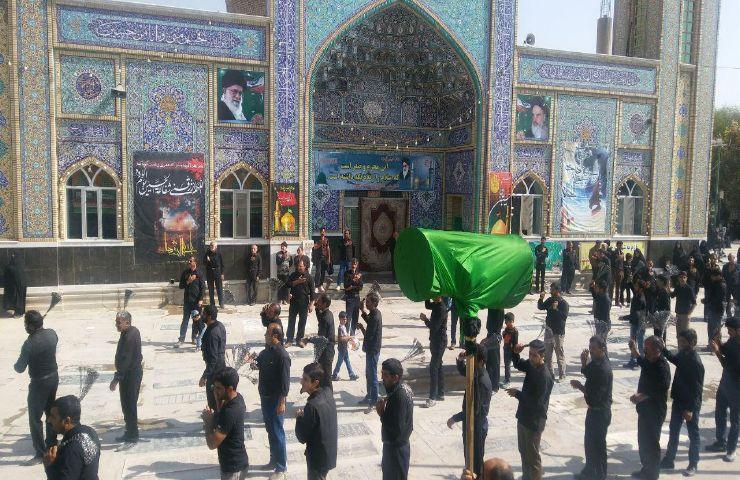 mm9600000 148 - گزارش تصویری مراسم روزعاشورا درامامزاده سیدمحمد(ع)قهدریجان