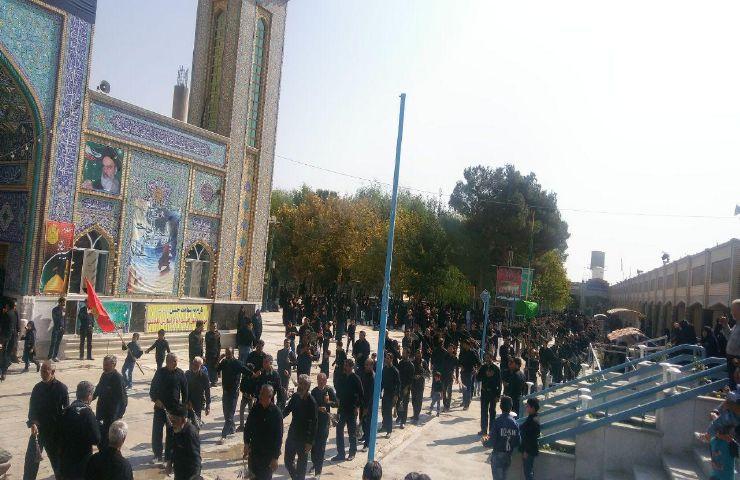 mm9600000 149 - گزارش تصویری مراسم روزعاشورا درامامزاده سیدمحمد(ع)قهدریجان