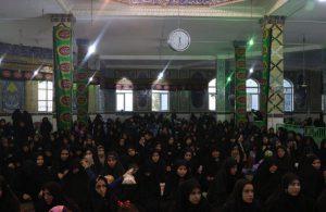 mohr9600000 156 300x195 - همایش«رهروان زینبی» در قهدریجان برگزار شد+تصاویر