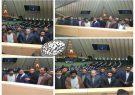 اصحاب رسانه شهرستان فلاورجان  از مجلس شورای اسلامی بازدید کردند