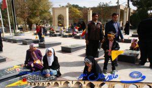 195200000 195 300x175 - کارگاه نقاشی در راستای کنگره شهدای خط شکن شهرستان فلاورجان /تصاویر