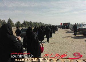 26819085500 268 300x217 - پیاده روی جاماندگان از کربلای حسینی در شهرستان فلاورجان+تصاویر