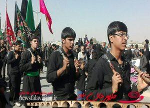 27719085500 277 300x217 - پیاده روی جاماندگان از کربلای حسینی در شهرستان فلاورجان+تصاویر