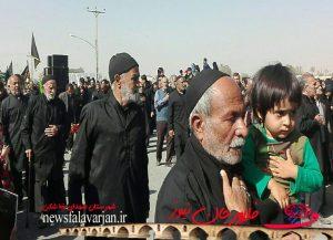 27819085500 278 300x217 - پیاده روی جاماندگان از کربلای حسینی در شهرستان فلاورجان+تصاویر