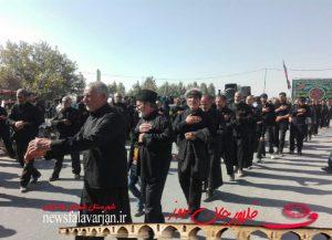 28119085500 281 300x217 - پیاده روی جاماندگان از کربلای حسینی در شهرستان فلاورجان+تصاویر