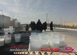 29219085500 292 300x217 - پیاده روی جاماندگان از کربلای حسینی در شهرستان فلاورجان+تصاویر