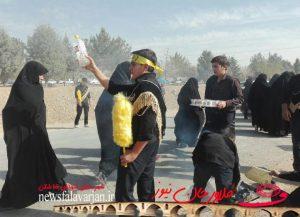 29419085500 294 300x217 - پیاده روی جاماندگان از کربلای حسینی در شهرستان فلاورجان+تصاویر