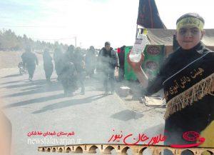 29619085500 296 300x217 - پیاده روی جاماندگان از کربلای حسینی در شهرستان فلاورجان+تصاویر