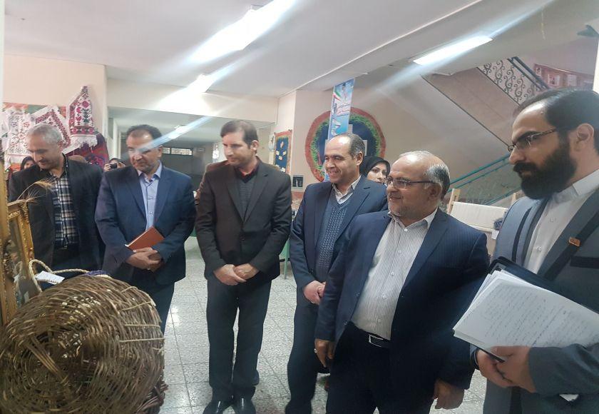 افتتاح مرکز یادگیری محلی فردوسی در شهر قهدریجان