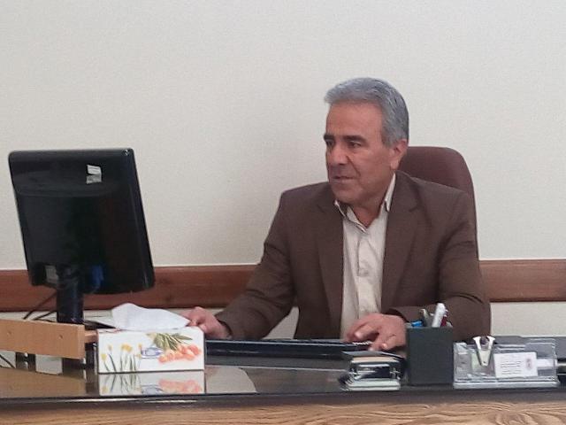 « علی بهرامی » سرپرست اداره بهزیستی شهرستان اصفهان شد