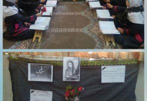 از خواندن قرآن  تا نوشتن دل نوشته در مدارس پیربکران  به یاد جانباختگان کشتی سانچی +تصاویر