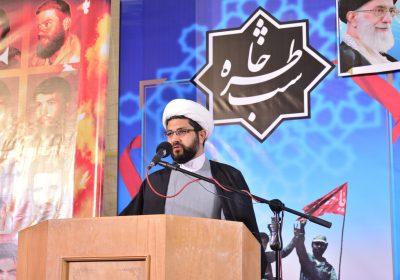 امام جمعه قهدریجان :در عرصه های سخت و دشوار غفلت از شهدا ، تهدید است