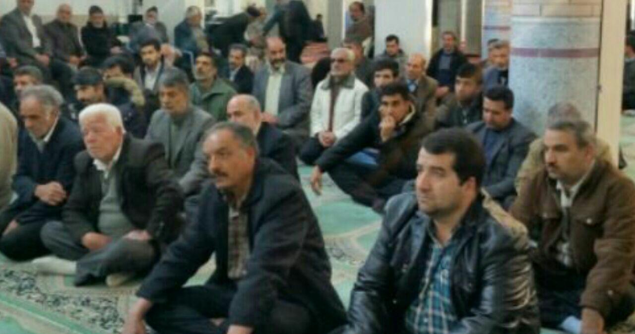 تجمع اعتراضی اصناف وبازاریان فلاورجان علیه اقدامات ساختار شکنان