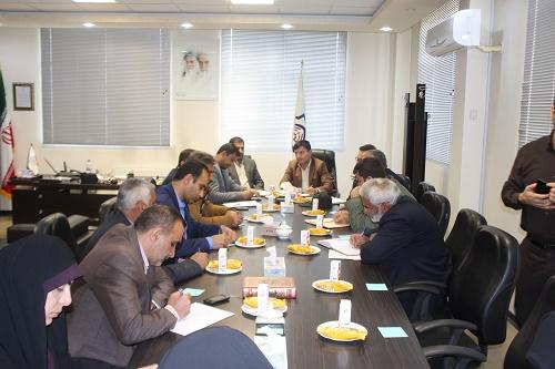 برگزاری جلسه قرارگاه طرح کرامت شهر ایمانشهر