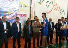 قهرمانی مسابقات والیبال کارمندان ادارات  فلاورجان به اداره گاز رسید