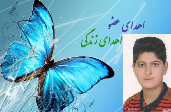 اهدای اعضای بدن نوجوان فلاورجانی و اهداء زندگی به چند بیمار