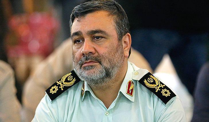 فرمانده نیروی انتظامی از حمایتهای معنوی امام جمعه قهدریجان قدردانی کرد