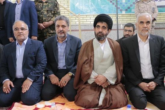 دیدار استاندار اصفهان با کشاورزان شهرستان فلاورجان+ تصاویر