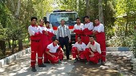 پیام تبریک مدیریت بحران شهرستان  فلاورجان به مناسبت روز جهانی هلال احمر و صلیب سرخ
