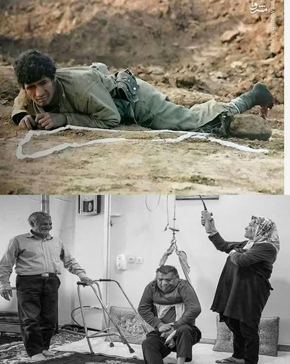 روزهای تنهایی یک قهرمان/محمدکریم کیانی فلاورجانی